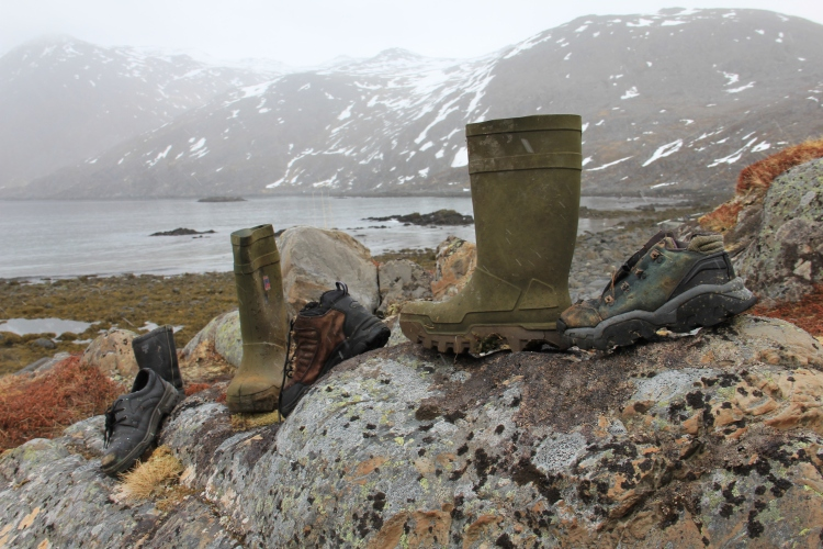 shoes, norway, ocean pollution