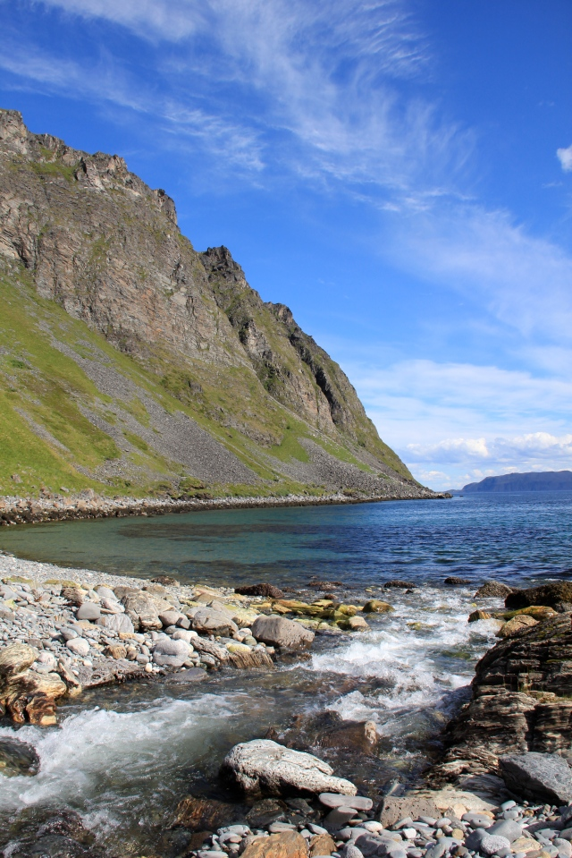 HIking, Nature, NOrth Cape, NOrway