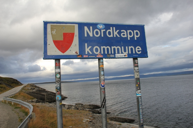 north cape, nordkapp, arctic race