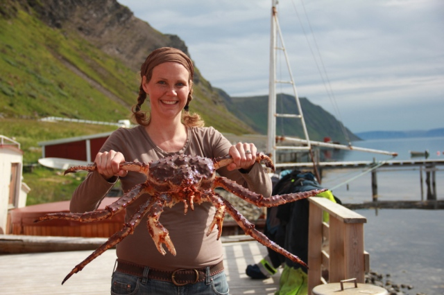 King Crab, North Cape, Nordkapp