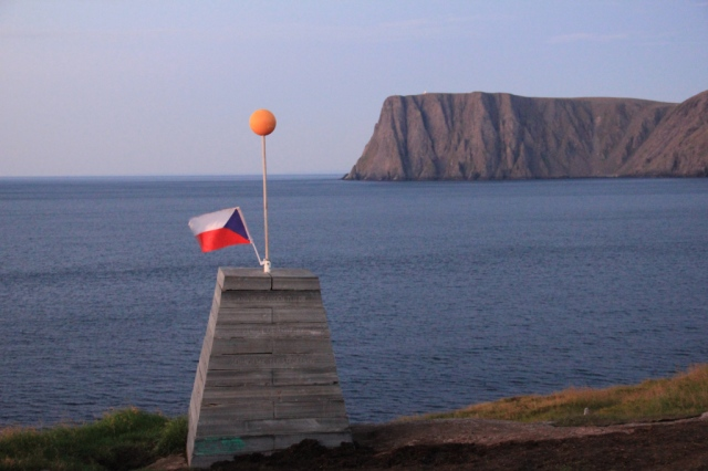 North Cape, Knivsjkellodden