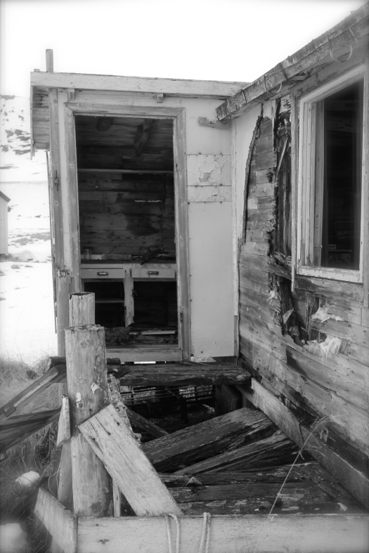 ghosts, abandoned