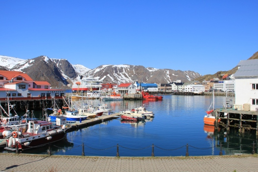 May 28, 2014, Honningsvåg Harbor